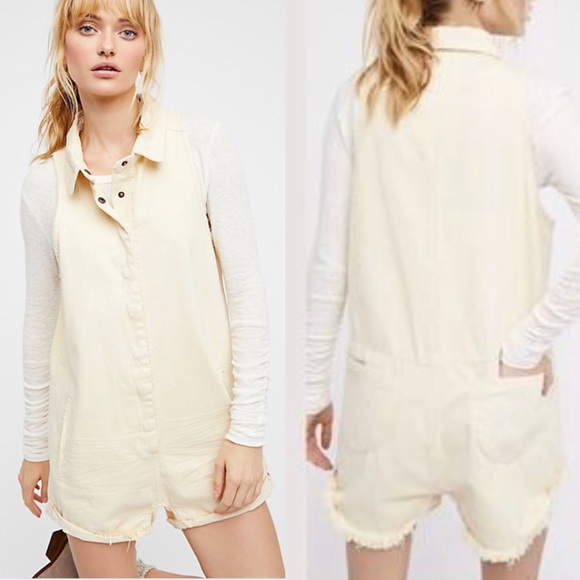 3aa21a20213 Free People X One Teaspoon Midnight Man Romper